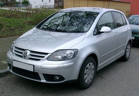 File:VW Golf Plus front 20071212.jpg - Wikimedia Commons