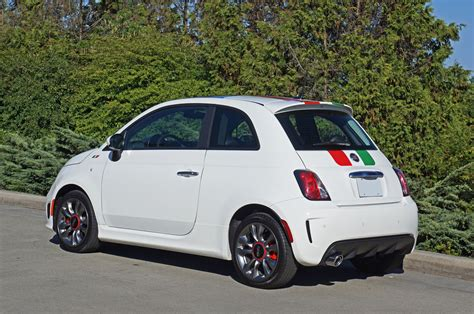 Fiat Turbo by 2015 Fiat 500 Turbo Road Test Review Carcostcanada