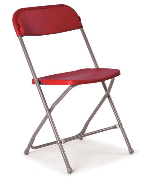 flat back folding chair educational supplies
