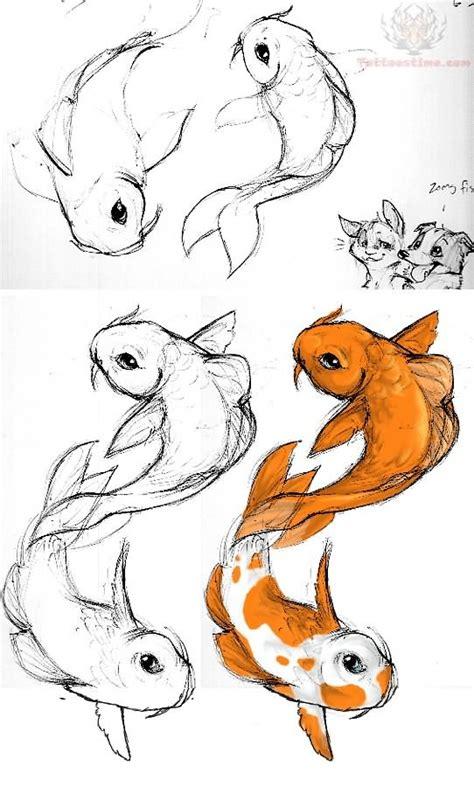 koi tattoo images designs