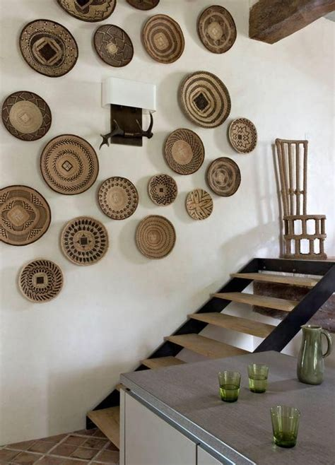 Check out our basket wall decor selection for the very best in unique or custom, handmade pieces from our декор для дома shops. Currently: Gathering Baskets | Baskets on wall, Decor, Interior design living room