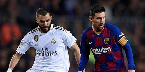 Barcelona vs. Real Madrid se miden en el Clásico por La ...