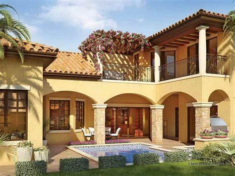 Small Mediterranean Cottages Small Elegant Mediterranean