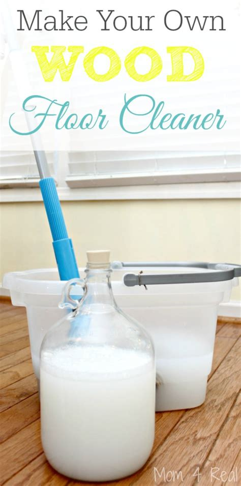 Hardwood Floor Cleaner Diy by 41 Best Cleaner Recipes Diy