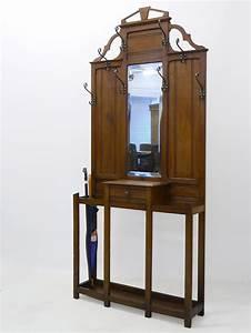 Garderobe wandgarderobe flurgarderobe art deco um 1920 for Garderobe art deco