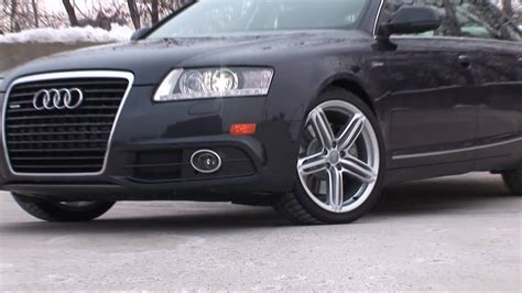 2011 Audi A6 30t  Drive Time Review Youtube