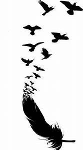 Signification Plume Noire : comment dessiner une plume d oiseau dessin tatouage plume comment dessiner des plumes et ~ Carolinahurricanesstore.com Idées de Décoration