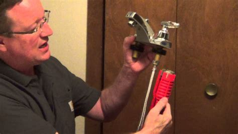 tool  remove  install  faucet plumbing tool youtube