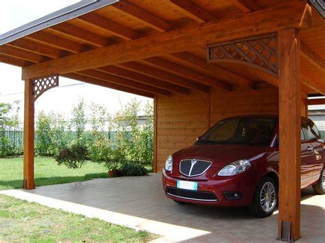 costruire tettoia legno auto come costruire una tettoia di legno lamellare per auto
