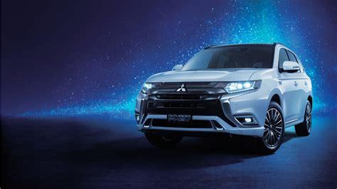 Mitsubishi Outlander Phev 2018 4k Wallpaper