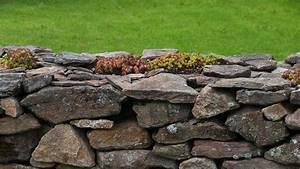 Murs D Autrefois : les murs en pierres s ches une tradition de l ~ Premium-room.com Idées de Décoration