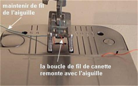 comment cuisiner une canette machine a coudre comment faire une canette