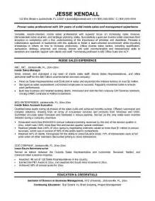 resume for salesman pdf sle project manager resume exle sales resume exles pdf