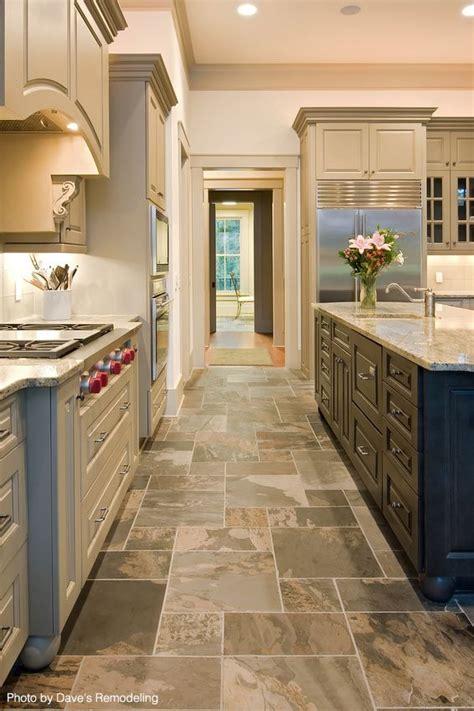 multi coloured kitchen tiles 17 best ideas about slate floor kitchen on 3409