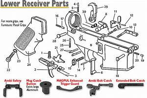 Ar 15 Lower Parts Diagram
