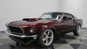 338 Nsh 1969 Ford Mustang Restomod