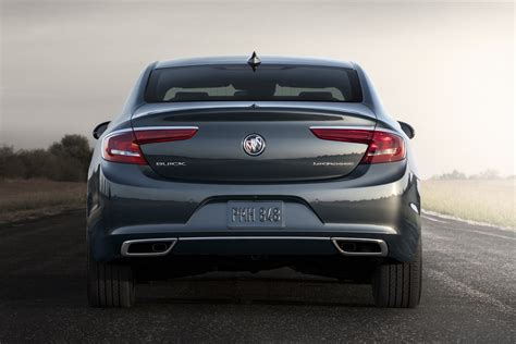 2018 Buick Lacrosse Avenir Revealed  Gm Authority