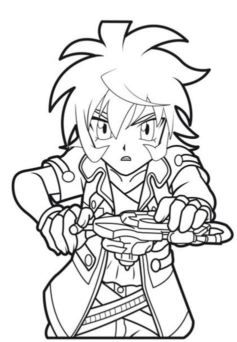 beyblade coloring pages    print