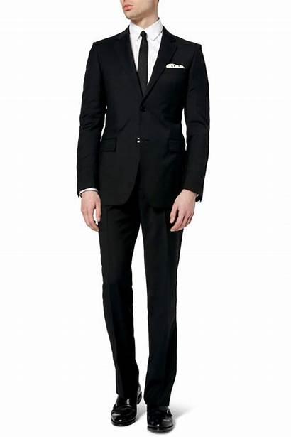 Funeral Wear Suit Outfit Attire Tie Proper