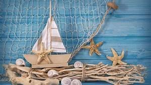 accessoires pour la maison 105 bonnes idees de decoration With salle de bain design avec filet de pêche décoratif