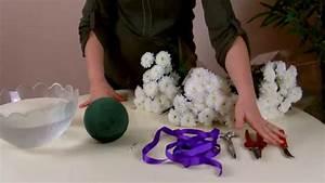 Fleurs Pour Mariage : r aliser une boule de fleurs pour c r monie de mariage ~ Dode.kayakingforconservation.com Idées de Décoration