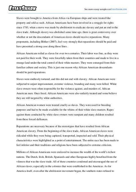 Writing an explanatory essay