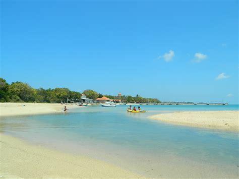 pantai  hawai indahnya wisata  pulau giligenting