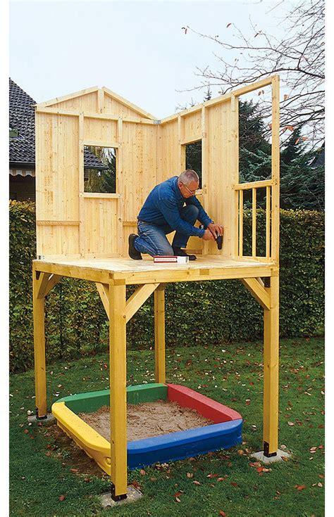 Baumhaus Für Kinder Selber Bauen by Kinder Stelzenhaus Selber Bauen Baumhaus Ohne Baum House