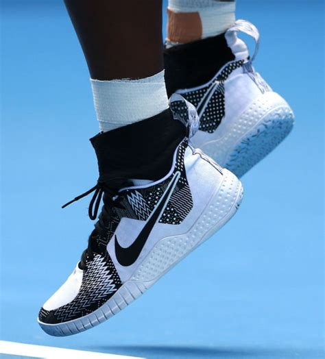 solewatch serena williams advances to the aussie in bhm nike tennis shoes sole collector