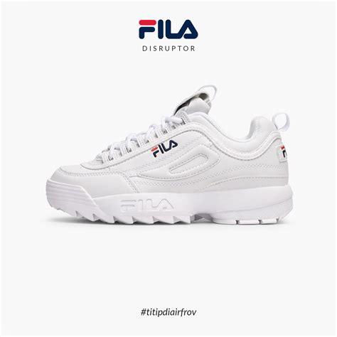 Sepatu Fila Putih Original pilihan produk sepatu dan tas fila terbaru original yang
