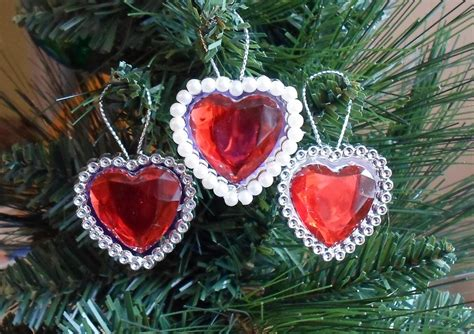 happier than a pig in mud valentine heart ornaments from