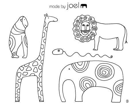 HD wallpapers animal coloring pages for 10 year olds