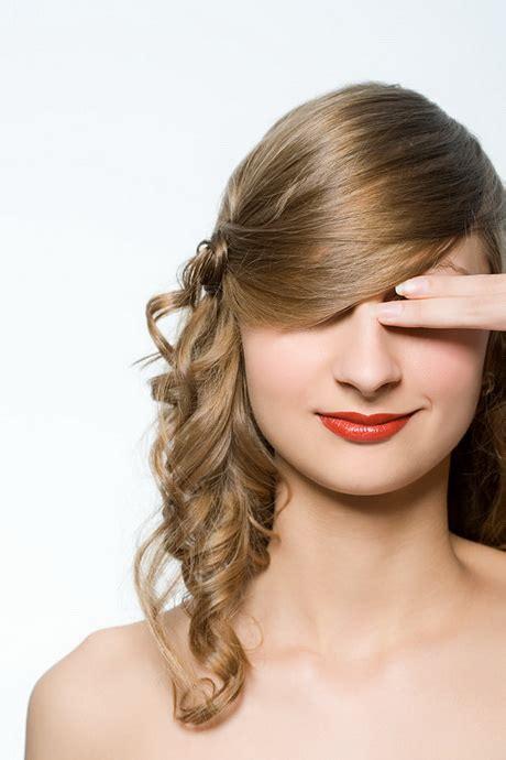 easy styles for hair simple hairstyles for medium hair