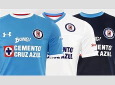 Jerseys Under Armour de Cruz Azul 201617 Todo Sobre