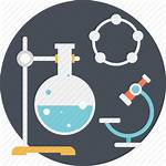 Science Icon Research Lab Biological Experiment Icons