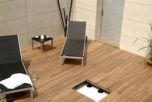 Carrelage Clipsable Exterieur : carrelage ext rieur imitation bois formats prix ooreka ~ Premium-room.com Idées de Décoration
