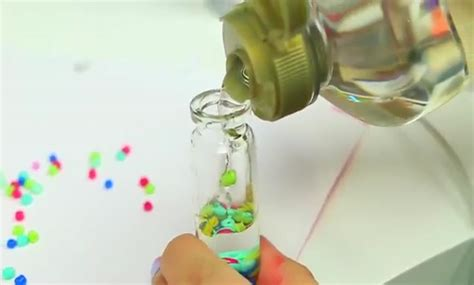 diy craft ideas 3 how to make glittering orbeez and lava