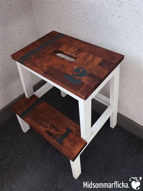 ikea bekvam wooden step stool plans diy small