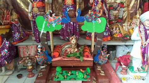 janmashtami krishna jhula decoration ideas crazzy crafts