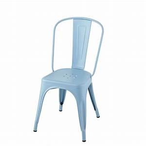 Chaise Metal Pas Cher : chaises tolix pas cher ~ Dailycaller-alerts.com Idées de Décoration