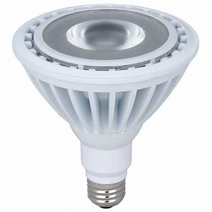 Outdoor flood light bulbs lowes : Utilitech w equivalent dimmable daylight par led