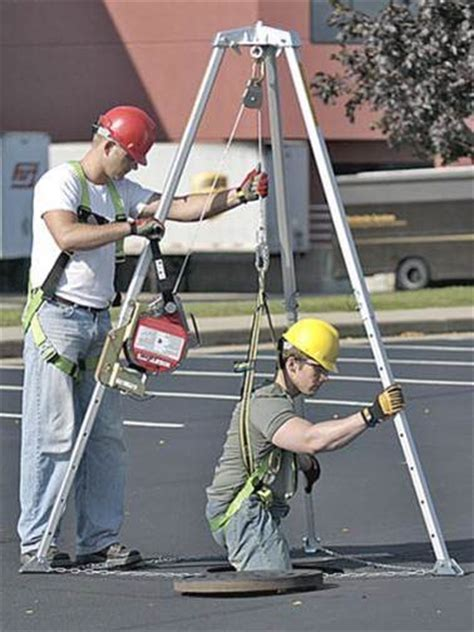 confined space safety  construction basics