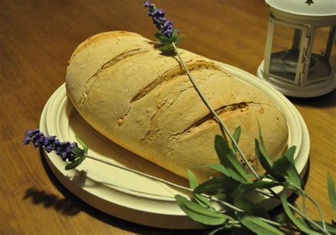 receta pan casero con masa madre cocina es