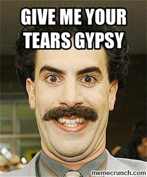 borat gypsy quotes