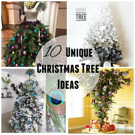 10 unique ways to decorate a christmas tree the bajan texan