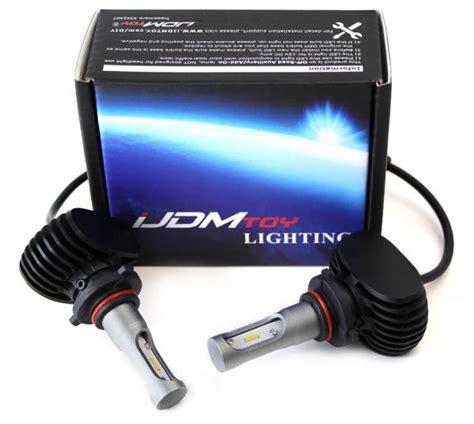 luxeon led high beam daytime running light kit for acura ilx tsx mdx tl rl honda ebay