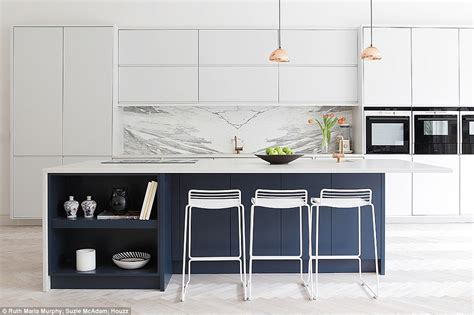 Best of Houzz prize list best kitchens | Daily Mail Online