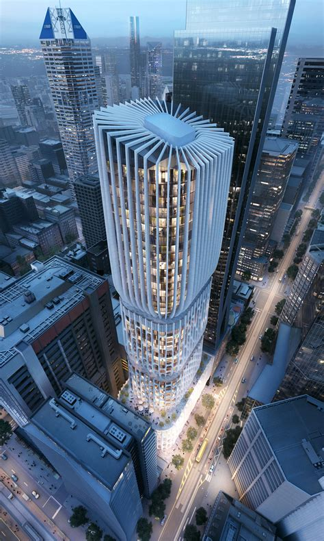 Chicago Zaha Hadid Buildings