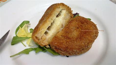 mozzarella carrozza mozzarella in carrozza ricette vinna