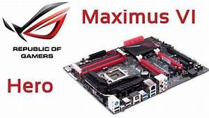 Motherboard Asus Maximus Vi Hero Intel Z87 Para I7 Lga 1150